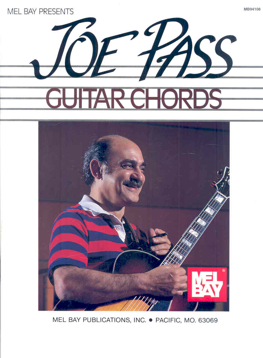 Joe Pass Guitar Chords By Pass, Joe/ Stern, Phil (PHT)